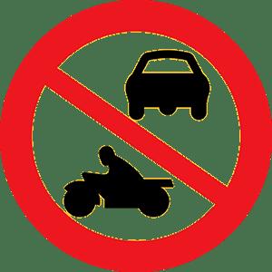 No Vehicles - CMD